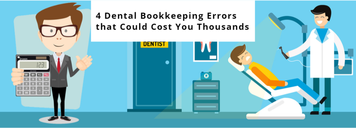 4 dental accounting mistakes to avoid